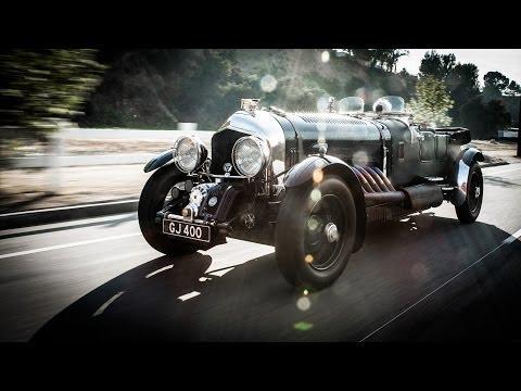 Autoperiskop.cz  – Výjimečný pohled na auta - Garáž Jaye Lena a 27 litrový Bentley
