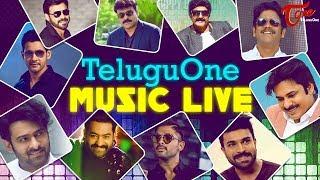 TeluguOne Music Live | Non Stop Telugu Super Hit Video Songs - TELUGUONE