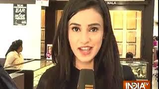 SBAS team is shopping with Naina - INDIATV