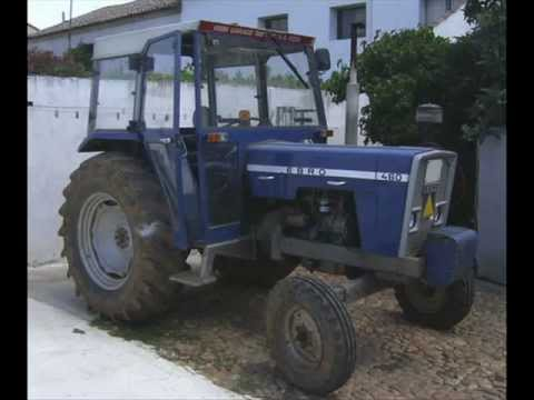 Tractores ebro