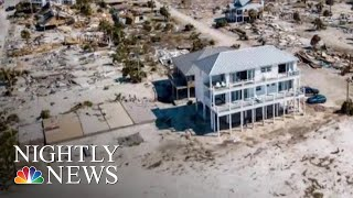 Hurricane Michael Destruction Exposes Weaker Building Codes In Florida Panhandle | NBC Nightly News - NBCNEWS