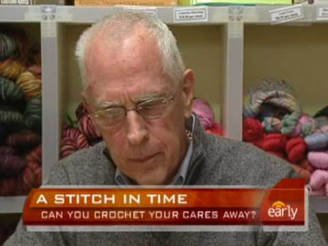 Knitting For Your Health