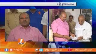 సొమ్ముఒకడిది సోకొకడిది ఉన్నటుంది టీడీపీ ప్రభుత్వం తీరు | BJP Kanna Lakshminarayana | iNews - INEWS