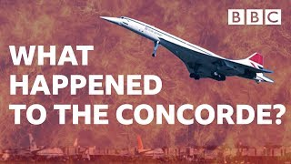 Why the Concorde crashed and what happened next - BBC - BBC