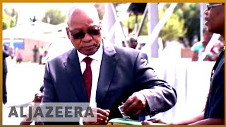 🇿🇦 Jacob Zuma to face corruption charges | Al Jazeera English - ALJAZEERAENGLISH