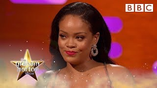 Why Rihanna steals wine glasses - BBC - BBC