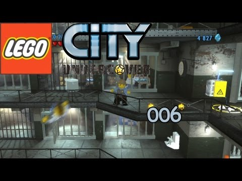 Let's Play LEGO City - Undercover ►WiiU◄[german][HD][006] Knastgeschichten