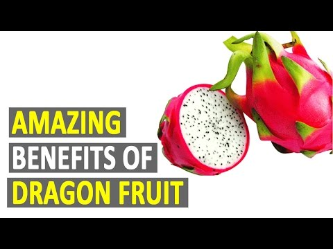 Amazing Benefits Of Dragon Fruit - Health Sutra - Best Health Tips