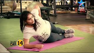100 days challenge -  Day 14 #FitnessFirst - MAAMUSIC