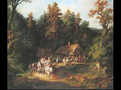 Oberek Taniec Kurpie Józef Mróz Polska muzyka ludowa Polish Folk Music Folk Traditional Dance Oberek