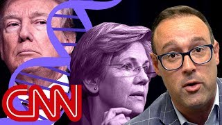 Why Elizabeth Warren's DNA test totally backfired | With Chris Cillizza - CNN