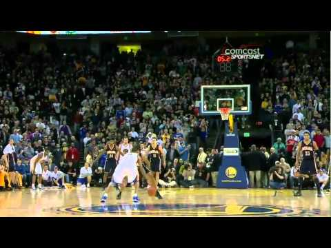 Monta Ellis sick game winner vs Pacers (Jan. 19, 2011)