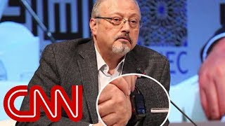 Khashoggi Apple Watch claim debunked - CNN