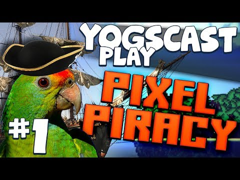 Pixel Piracy #1 - Gingerbeard