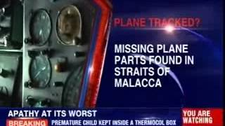 Missing Malaysian Airlines believed to be traced on Malaysian-Indonesian border - NEWSXLIVE
