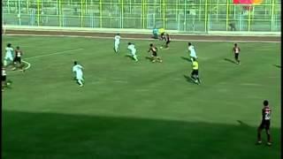 أهداف (حرس الحدود 3- كفر الزيات0) و(الداخلية 2- المنصورة 1) في كأس مصر