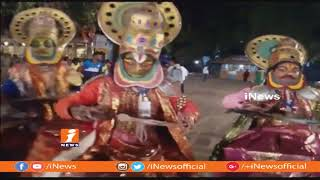 Maha Shivaratri Brahmotsavam Grandly Celebrations In Srisailam | iNews - INEWS