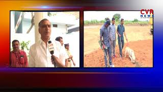 T Minister Harish Rao Face to Face | Early Elections in Telangana | CVR NEWS - CVRNEWSOFFICIAL