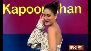 Kareena Kapoor Khan grooves on Bole Chudiyan - INDIATV