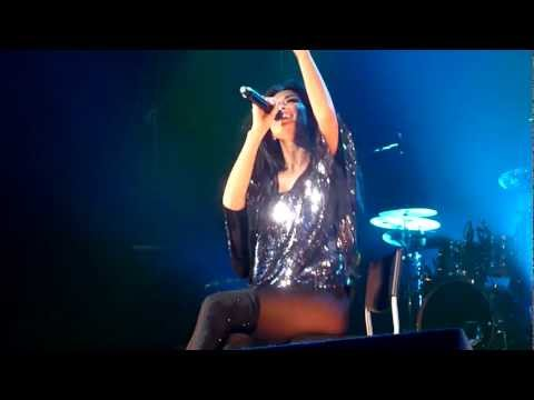 Nicole Scherzinger - You Will Be Loved - Dublin, Olympia Theatre - 2012-02-16