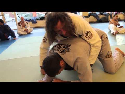 Kurt Osiander's Move of the Week - Arm Drag to Back