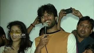 Taxiwala Movie Team Theater Coverage | Vijay Devarakonda | Priyanka Jawalkar | TFPC - TFPC
