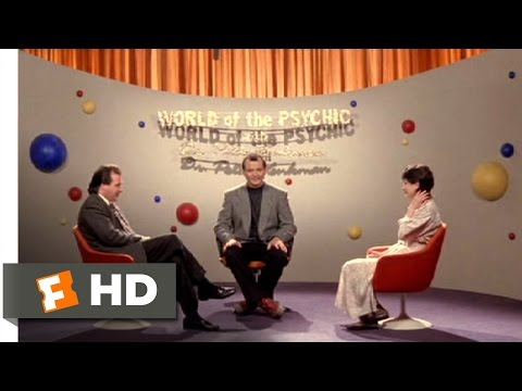 Ghostbusters 2 (1/8) Movie CLIP - World of the Psychic (1989) HD