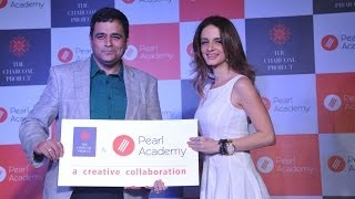 Sussanne joins hands with fashion school - IANS India Videos - IANSINDIA