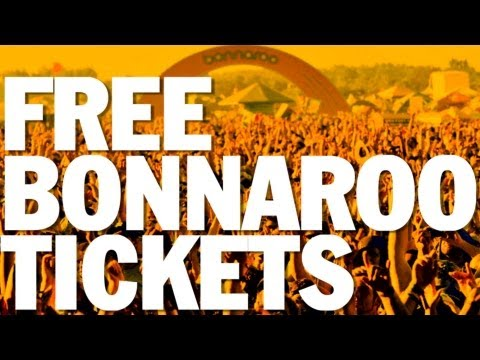 Bonnaroo Tickets Giveaway | See Mumford & Sons, Tom Petty and much More for FREE! | Bonnaroo365