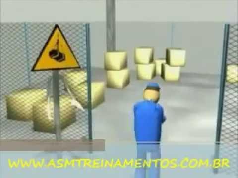 Acidente Ponte Rolante - Curso - ASM Treinamentos