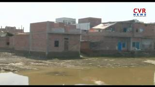 Flood Waters Threaten Varanasi as Ganga Continues to Swell | CVR NEWS - CVRNEWSOFFICIAL