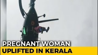 On Video, Navy Rescue Of Pregnant Kerala Woman Whose Water Broke - NDTV