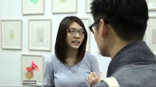 Hong Kong art scene turns spotlight on local talent - ALJAZEERAENGLISH