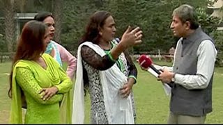 This group of transgender people intervened to disperse rioting mobs in Trilokpuri - NDTVINDIA