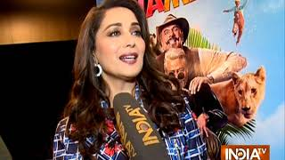 Total Dhamaal Exclusive Star Cast Interview:  Ajay Devgn, Anil Kapoor, Madhuri Dixit and more - INDIATV