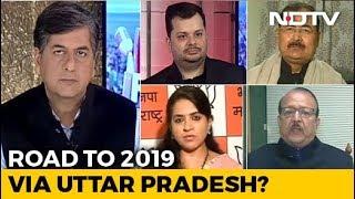 Akhilesh Yadav-Mayawati Tie Up: The Perfect Alliance? - NDTV