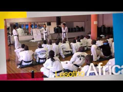 סרטון תדמית להתאחדות העולמית לטאקוונדו 2012