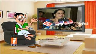Dada Counter To Jeevitha Rajasekhar Over Raids on Srinivasa Creations | Pin Counter | iNews - INEWS