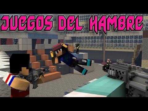 JUEGOS DEL HAMBRE SIN METRALLETAS EN MINECRAFT 1.7.2 | SERVER PREMIUM | YOSOYYAZZ
