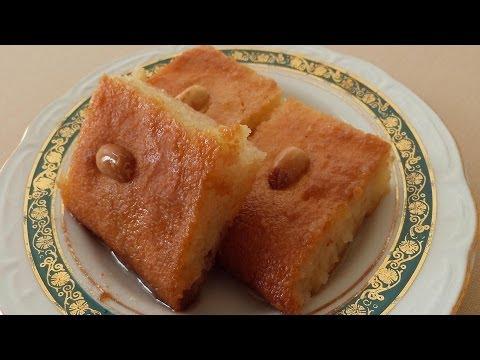 Şambali Tatlısı Tarifi | İzmir Tatlısı Nasıl Yapılır  | Tatlı Tarifleri