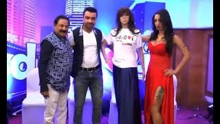 Ajaz, Shanti Dynamite in 'I Luv Dubai' - BOLLYWOODCOUNTRY