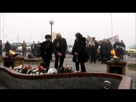 Uczcili pamięć pasażerów promu Jan Heweliusz