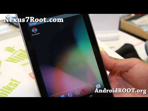 Android 4.3 ROM + Root for Nexus 7!