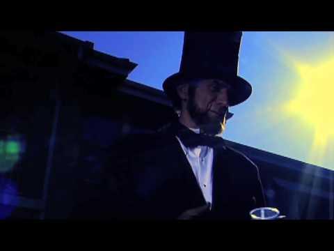 First Sighting of Lincoln's Ghost - Having Lemonade in LA!