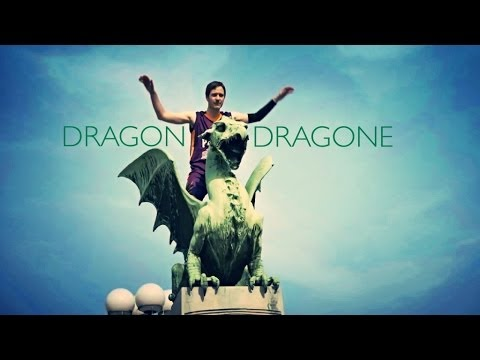 Klemen Slakonja as Goran Dragić - Dragon, Dragone