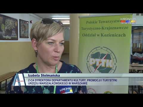 Spotkanie delegatów PTTK w Kozienicach (20-21.05.2017)