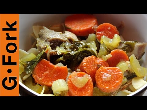 Make This Leftover Turkey Soup Recipe, It's Great! - GardenFork
