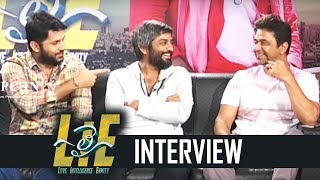 Lie Movie Team Special Interview | Nithiin | Arjun | Hanu Raghavapudi | TFPC - TFPC