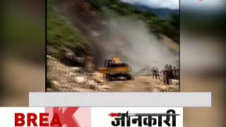 Deshhit: Landslide in Uttarakhand's Pithoragarh; no casualties reported - ZEENEWS