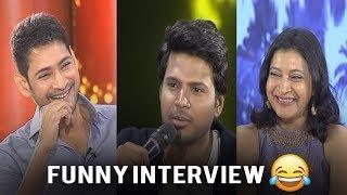 Mahesh Babu Funny Interview with Manasuku Nachindi Movie Team | TFPC - TFPC